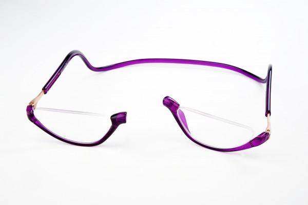 magneet leesbril zonder bovenrand lookover ideaal voor computer en tablet werk