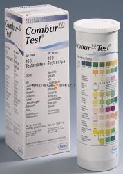 COMBUR-10 TEST (100st)
