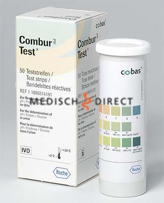 COMBUR-3 TEST (50st)