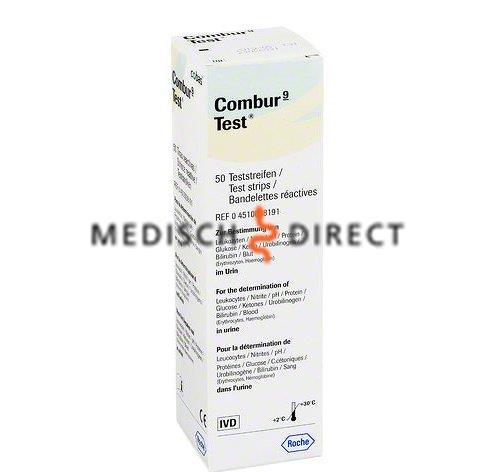 COMBUR-9 TEST (50st)