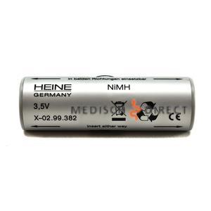 HEINE 3,5 VOLT ACCUCEL OPLAADBAAR NIMH X-002.99.382
