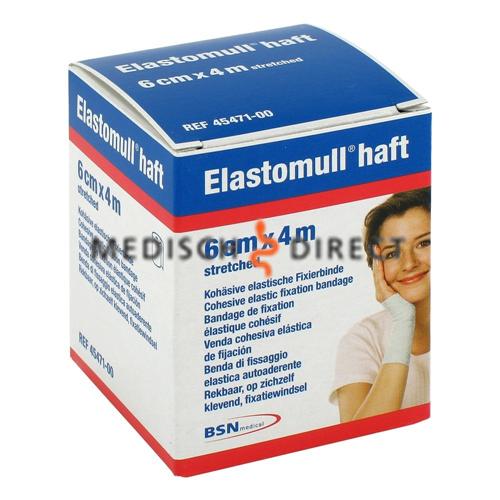 ELASTOMULL-HAFT 4m x 6cm 45471 (1st)