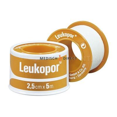 LEUKOPOR 5m x 2,5cm 2472  (rol)