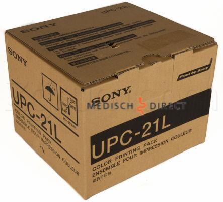 PRINTERROL SONY UPC-21L (4x50 vel)