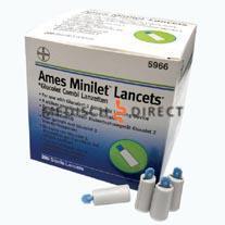 MINILETS AMES LANCETTEN 5966 (200st)