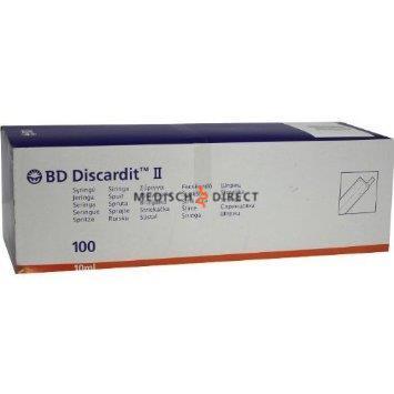 BD DISCARDIT 10ml SPUITEN 2-DELIG (100st)