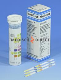 MEDITEST COMBI-7 TESTSTRIPS (100st)