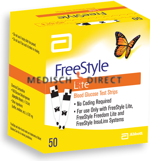 FREESTYLE LITE TESTSTRIPS (50st)