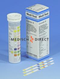 MEDITEST COMBI-9 TESTSTRIPS (50st)
