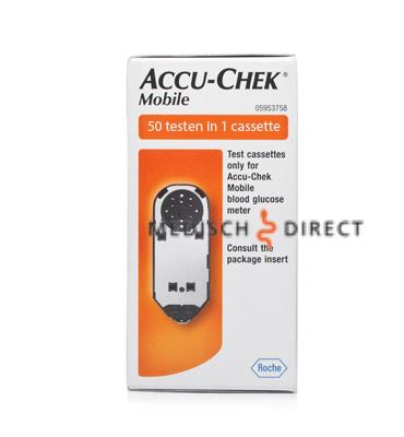 ACCU-CHEK MOBILE TESTSTRIPS (50st)