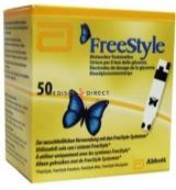 ADC FREESTYLE TESTSTRIPS (50st)
