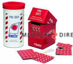 HEMOCUE HB 201+ CUVETTEN (50st)