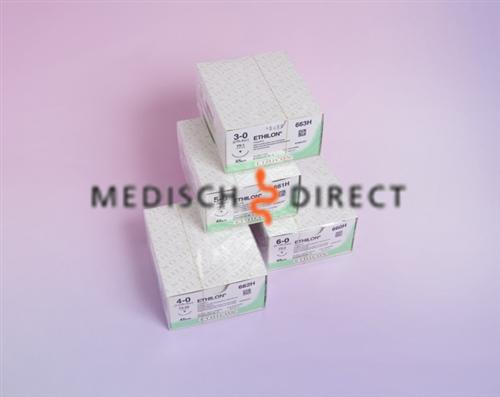 ETHICON ETHILON FS-2 NAALD 4/0 EH7145H  (36st)