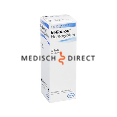 REFLOTRON HEMOGLOBINE TEST (30st)