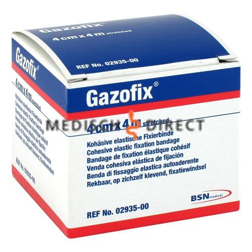 GAZOFIX 4m x 4cm 2935 (10st)