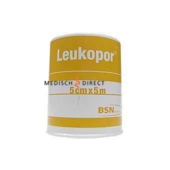 LEUKOPOR 5m x 5cm 2474 (6st)