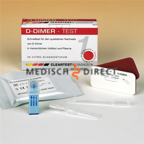 CLEARTEST D-DIMER TEST (5st)