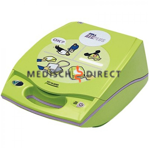 DEFIBRILATOR ZOLL AED PLUS