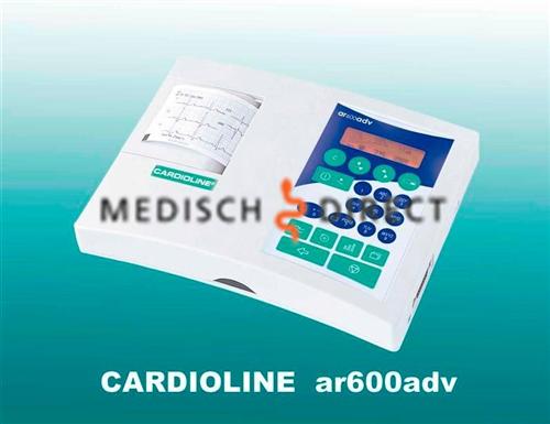 CARDIOLINE AR-600ADV ECG APPARAAT