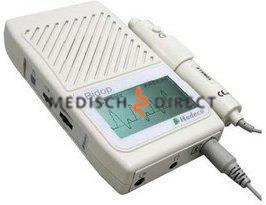 HADECO ES100V3 BI-DOPPLER + 8Mhz PROBE MET ETUI