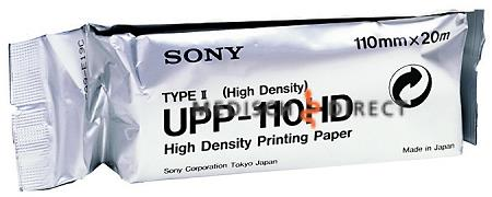 PRINTERROL SONY UPP-110HD