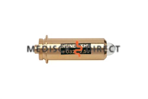 HEINE XHL LAMPJE 2,5V 032 (1st)
