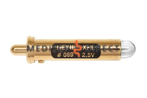 HEINE XHL LAMPJE 2,5V 069 (1st)