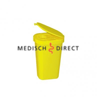 NAALDENCONTAINER SAFEBOX POCKET 0,25 LITER