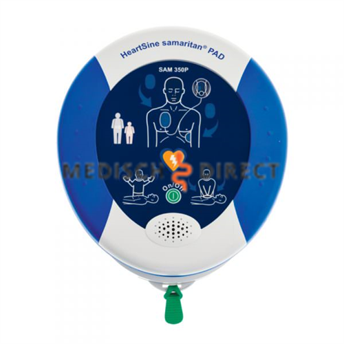HEARTSINE SAMARITAN PAD 350P SEMIAUTOMATISCHE AED