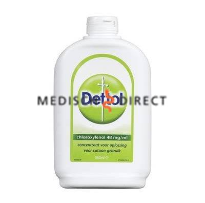 DETTOL DESINFECTANS 500ml
