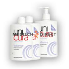UNICURA HANDZEEP NAVULFLACON 250ml