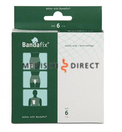 BANDAFIX 25 METER MAAT 6