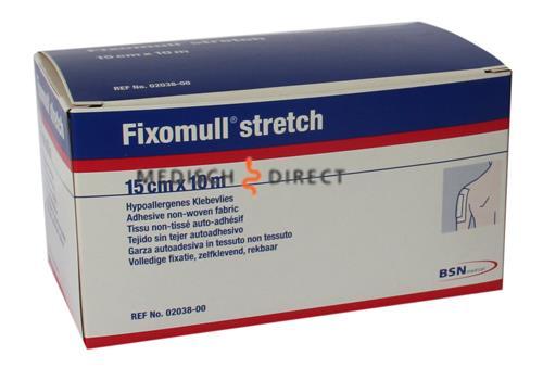 FIXOMULL STRETCH 10m x 15cm 2038