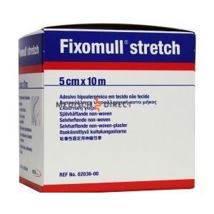 FIXOMULL STRETCH 10m x 5cm 2036