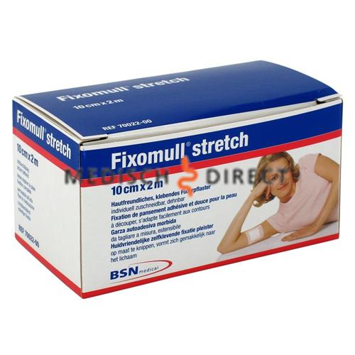 FIXOMULL STRETCH 2m x 10cm 70022