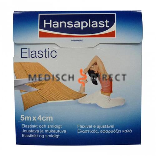 HANSAPLAST ELASTISCH WONDPLEISTER 5m x 4cm