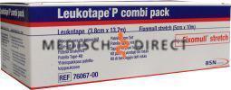 LEUKOTAPE P COMBIPACK 76067  (rol)