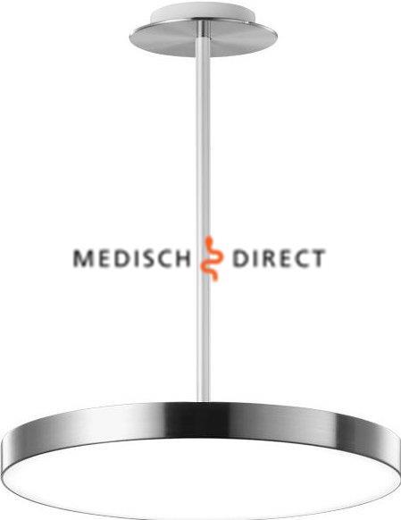 DERUNGS LED VIVAA C400 PLAFONDLAMP PENDELVERSIE MET CDP MICRO-PRISMA DIFFUSOR