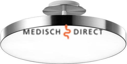 DERUNGS LED VIVAA C400 DIRECT LICHT PLAFONDLAMP OPBOUWVERSIE MET GESATINEERDE DIFFUSOR