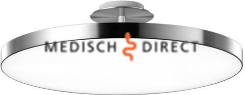 DERUNGS LED VIVAA C600 DALI PLAFONDLAMP OPBOUWVERSIE MET GESATINEERDE DIFFUSOR