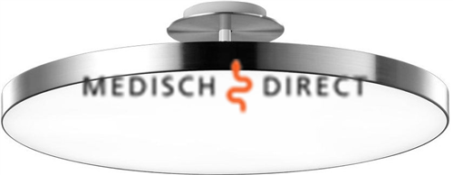 DERUNGS LED VIVAA C600 PLAFONDLAMP OPBOUWVERSIE MET CDP MICRO-PRISMA DIFFUSOR
