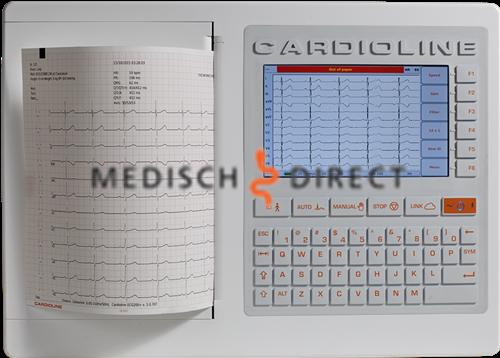 CARDIOLINE ECG 200+ ELEKTROCARDIOGRAAF