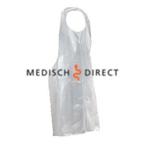 SCHORT DISPOSABLE POLYETHYLEEN WIT 140cm (100st)