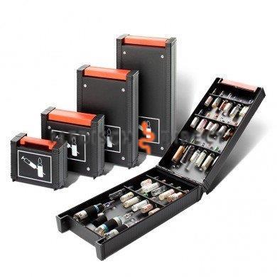 MEDI-BOX IV AMPULLEN-BOX VOOR 45 AMPULLEN