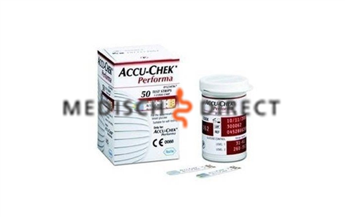ACCU-CHEK PERFORMA TESTSTRIPS (50st)