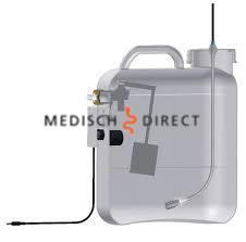 MELAG MELADEM CONNECT 11 veiligheidssysteem