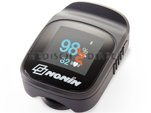 Nonin Connect Elite 3240 bluetooth vinger pulse oxymeter