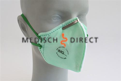 Mondmasker FFP1 met oorelastiek