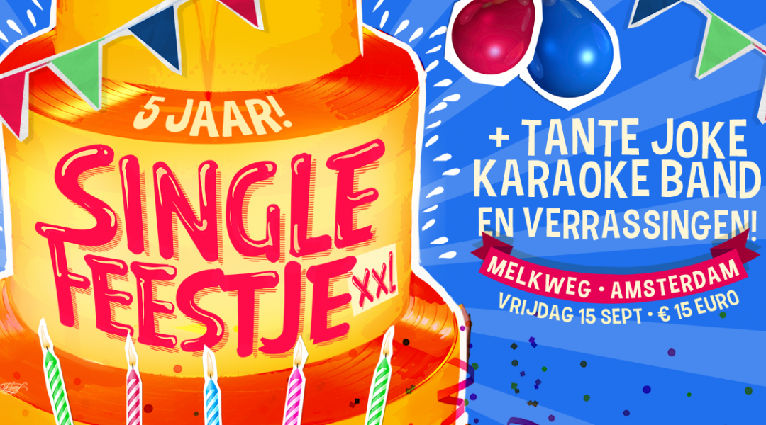 single feest melkweg Fellbach