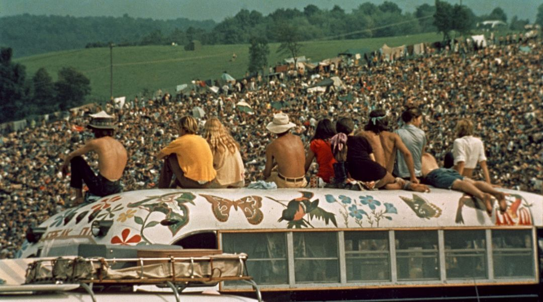 Woodstock: 3 Days of Peace & Music (1970)